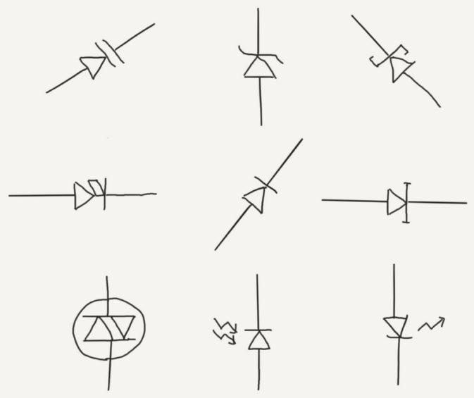 tom u2019s circuits  u2013 hello  diodes