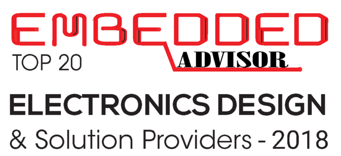 Embedded Advisor Top 20 Electronics Design 2018-logo