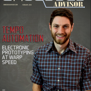 Embedded Advisor Names Tempo on Top 20 Electronics Design & Solution Providers 2018 List