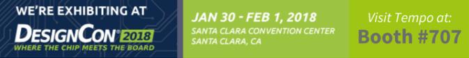 DesignCon 2018 at the Santa Clara Convention Center
