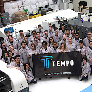 Tempo Closes $20M Series B To Build New Connected Factory in San Francisco for Electronics Manufacturing