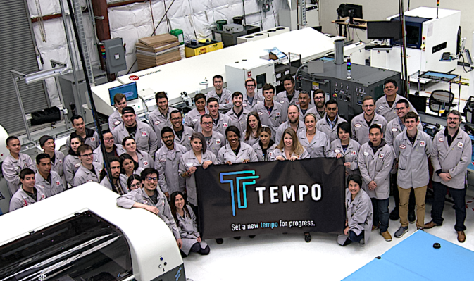 Tempo announces Series B funding of $20M