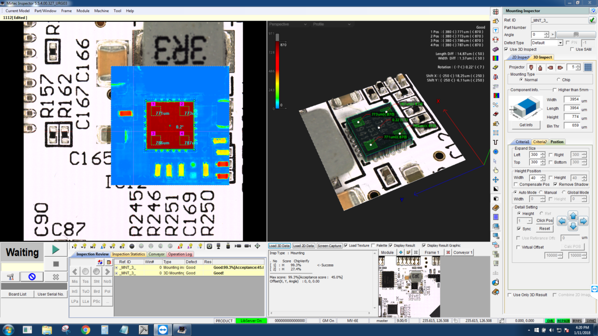 AOI for PCB quality control can find defects that human inspections can miss.