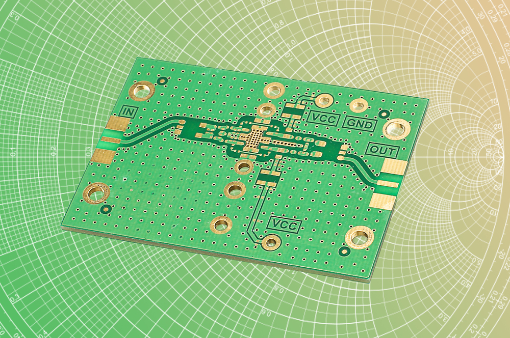 Green printed circuit board