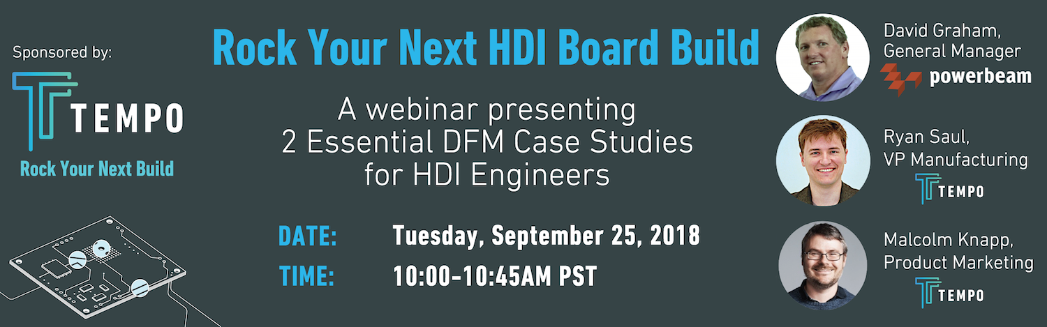Rock Your Next Board Build Webinar Banner