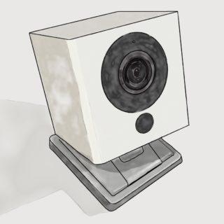 Tom's Circuits –  A WiFi Camera Optical and X-Ray Teardown