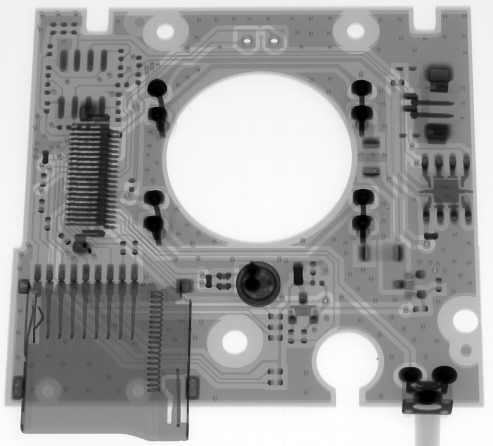 Toms Circuits A Wifi Camera Optical And X Ray Teardown Tempo Layer Circuit Board Maker For Micro Pcb Buy Xray