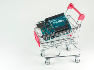 Online components shopping