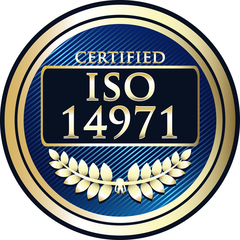 ISO 14971 Certification