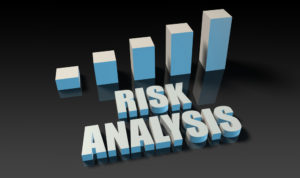 Risk analysis graph