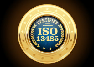 ISO 13485 Certified