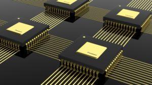 Multiple core processor