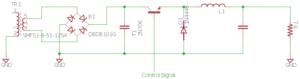 switch-mode power supply schematic