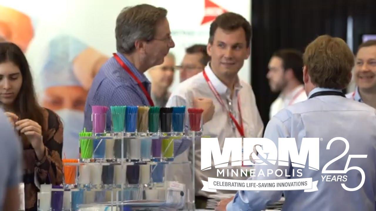 Medical Design & Manufacturing (MD&M) Minneapolis