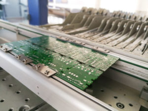 PCBs prior to assembly
