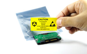 Protective bags for electronics