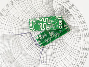 Using Smith Chart to calculate PCB impedance