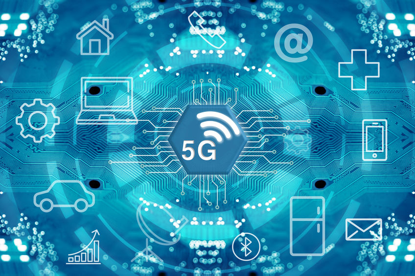 Projected connectivity landscape for 5G