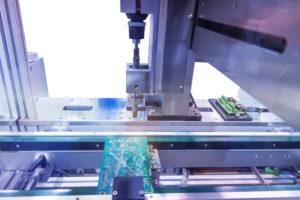 Circuit board manufacturing process