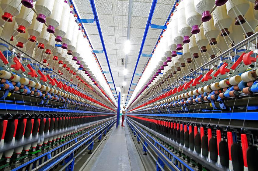 Modern thread weaving equipment