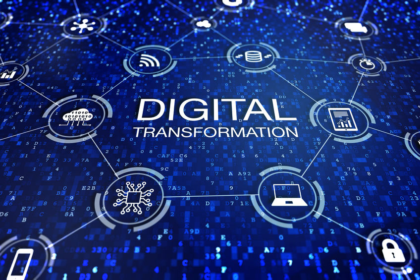 The concept of digital transformation