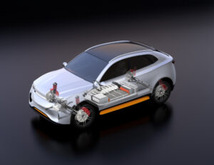 Energy and drive systems of an electric vehicle