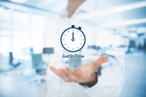 Concept of Just In Time operations