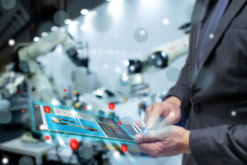 Design to build digitization
