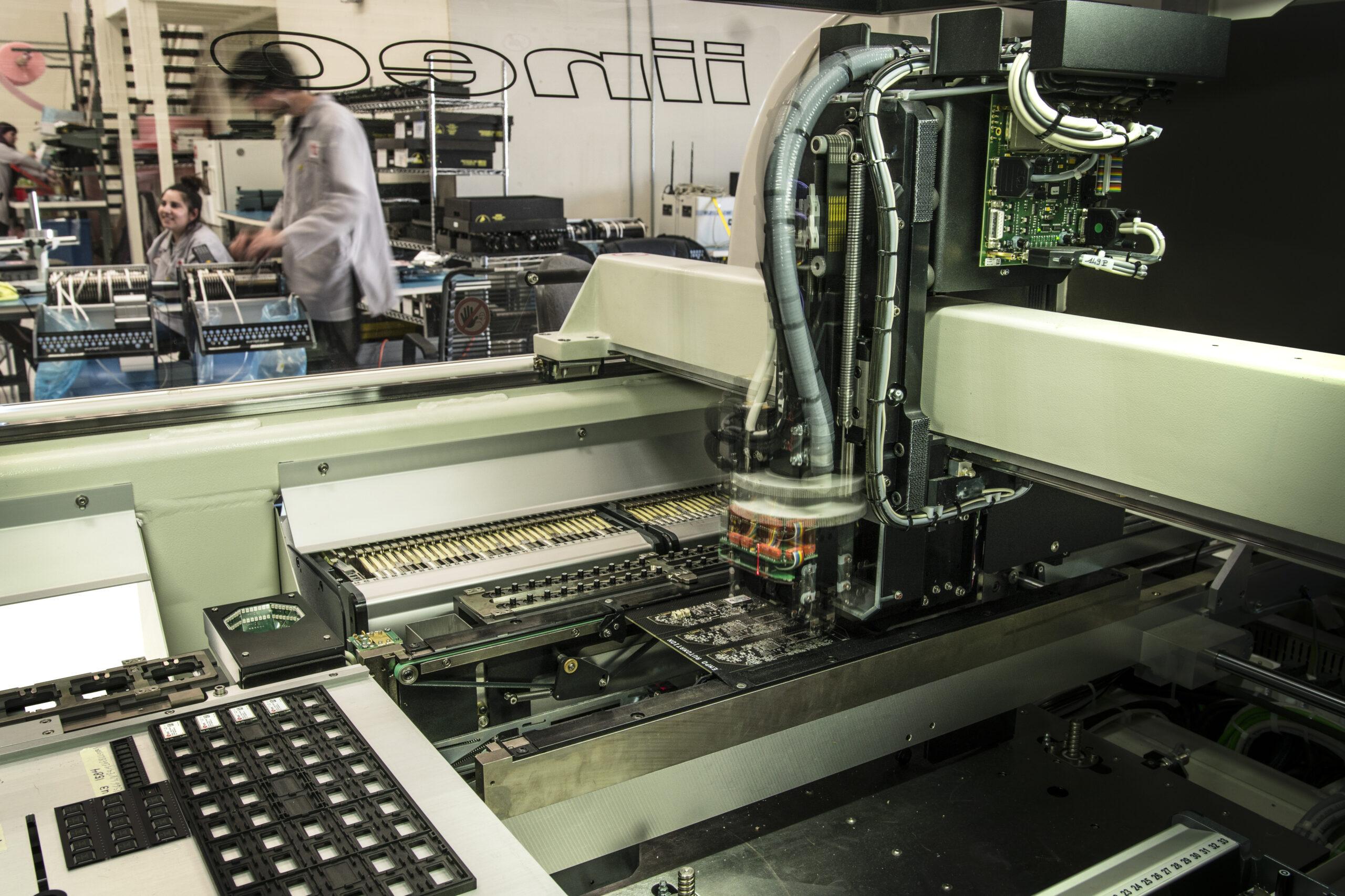PCBA assembly factory