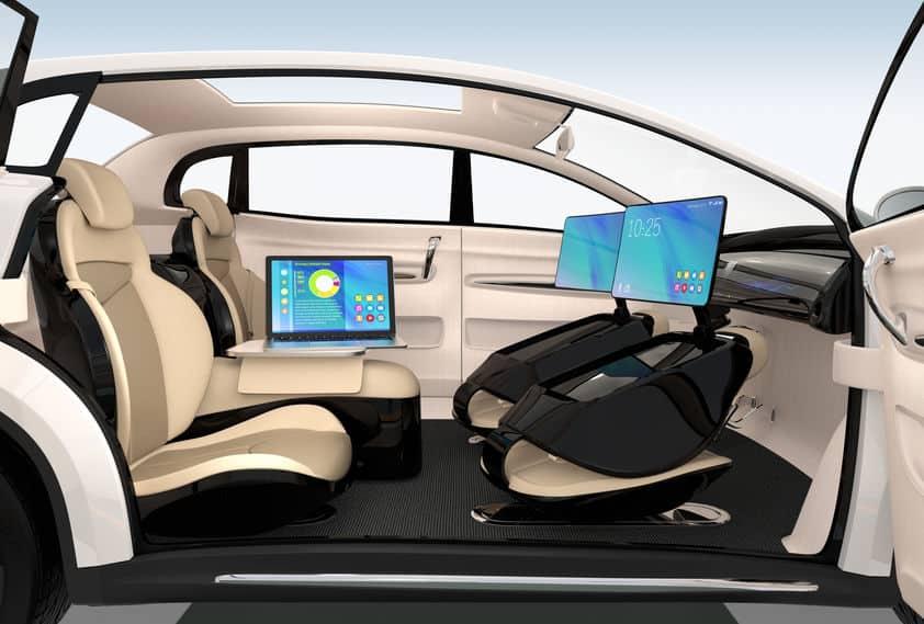 Autonomous vehicle without manual driver safety backup
