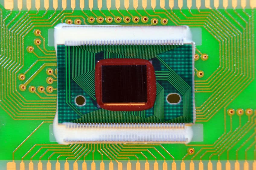 Various semiconductor current requirements