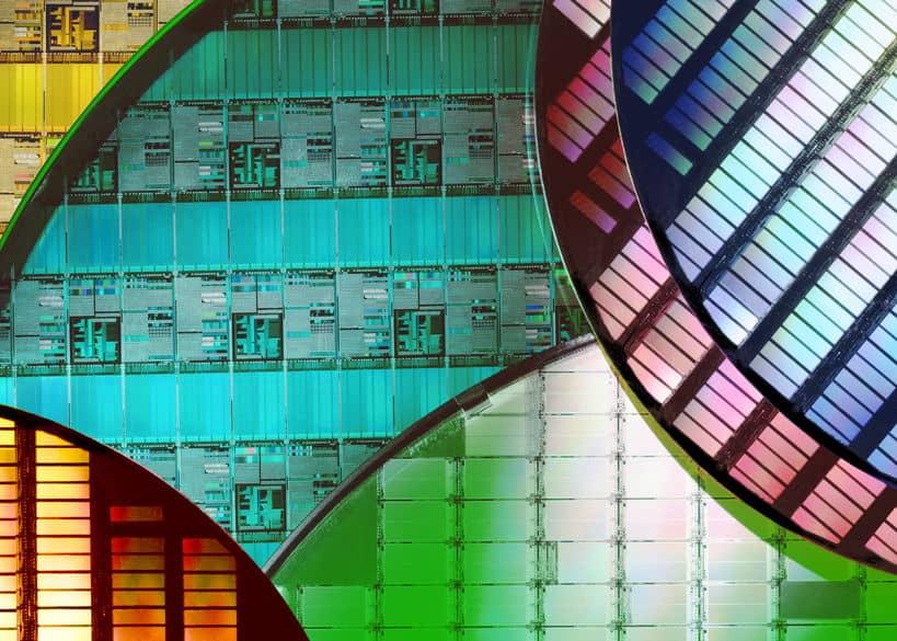 各种有色半导体材料