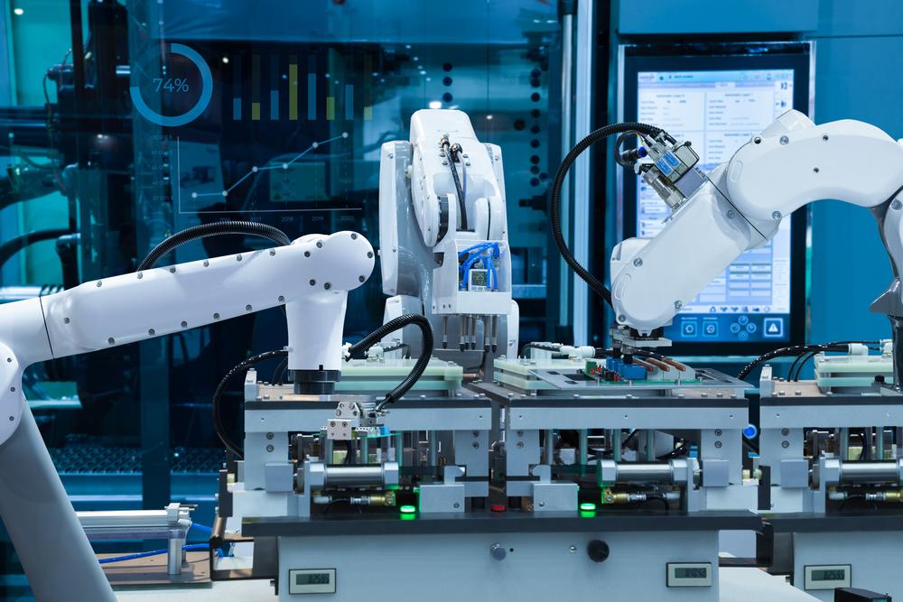 工业4.0制造PCB组件
