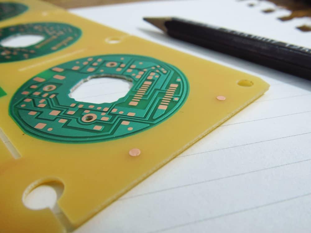 [High speed PCB design materials]