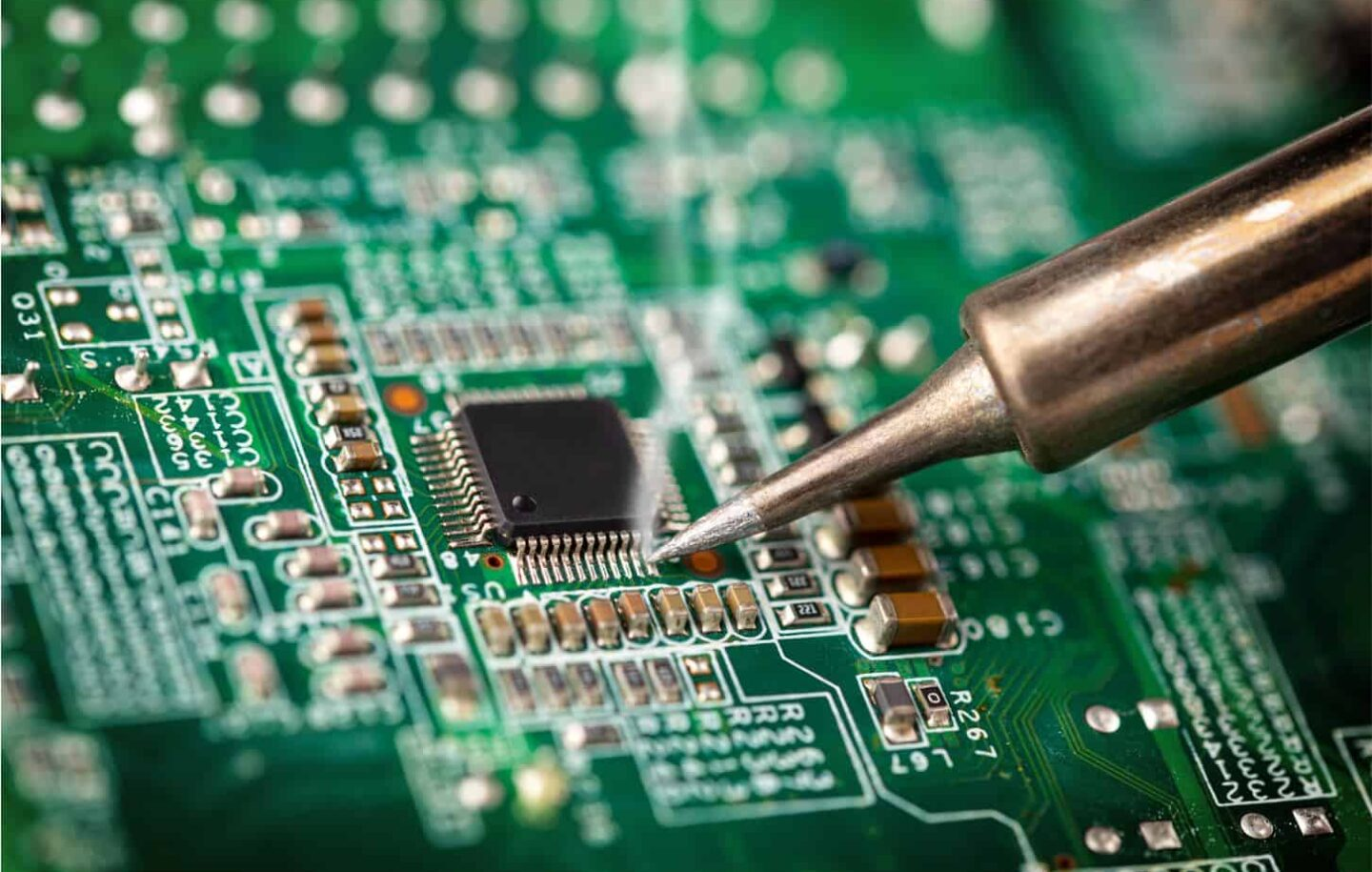Effective soldering relies on PCB cleaning both before and after soldering