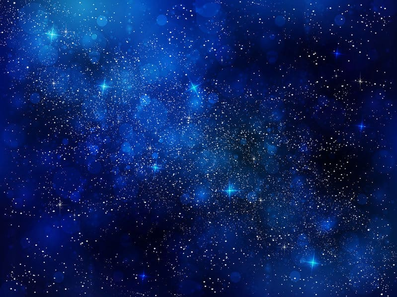 Clear unthreatening sky