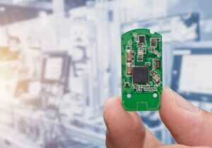 Very small PCB assembly