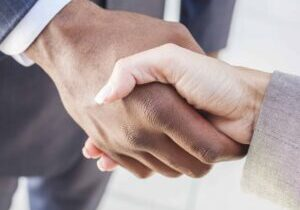 Strong business relationships are one of the benefits of local manufacturing