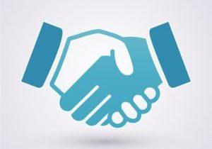 20402388 - handshake icon
