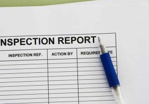 Uncompleted PCB assembly inspection report