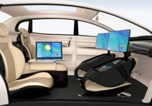 Autonomous vehicle without manual driver safety backup